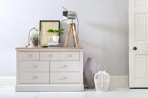 tenby bedroom 3+4 drawer chest