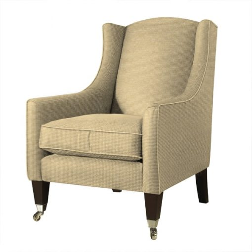 Parker Knoll Mitford chair in sandringham fabric