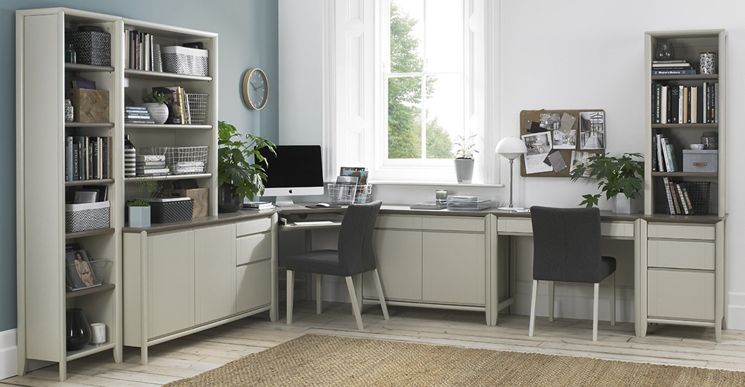 Norwegian Corner Desk