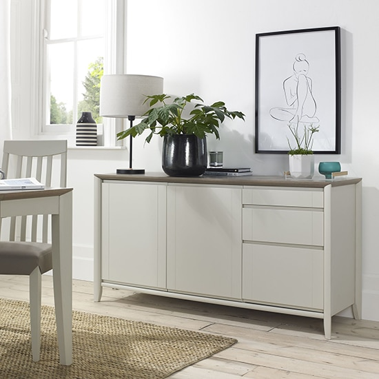 Norwegian Wide Sideboard