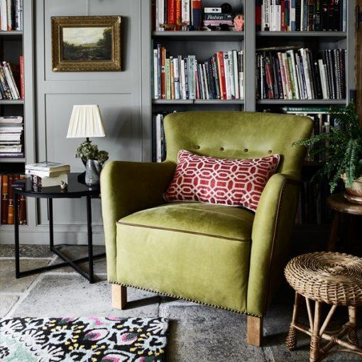 stockholm chair in room scene