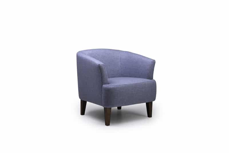 blue cyrus chair