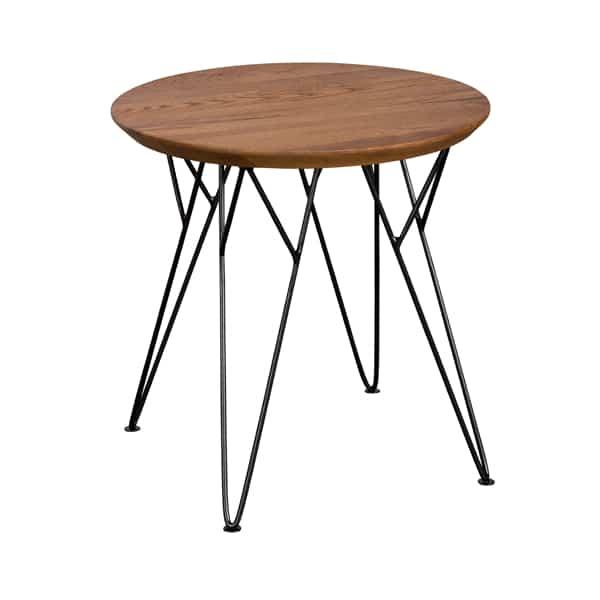 Haymarket Slight Round Lamp Table