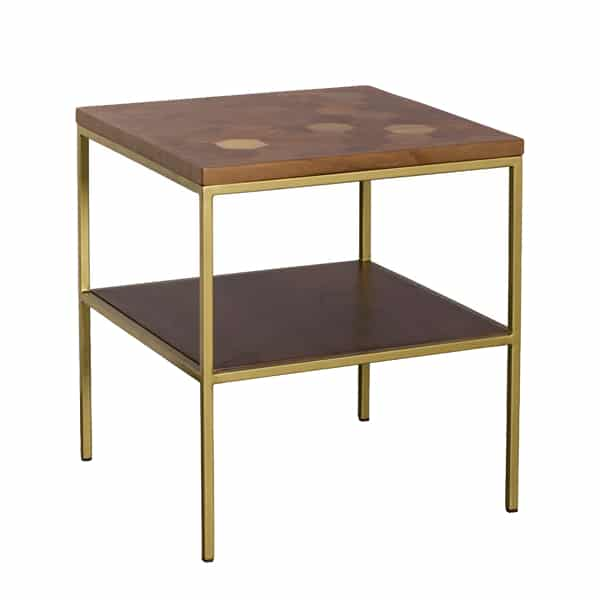 Midas Lamp Table