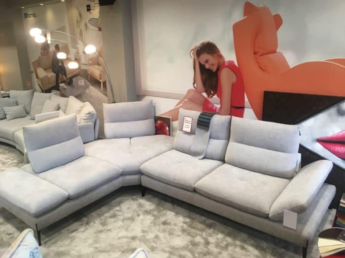 Monnalisa Corner Sofa