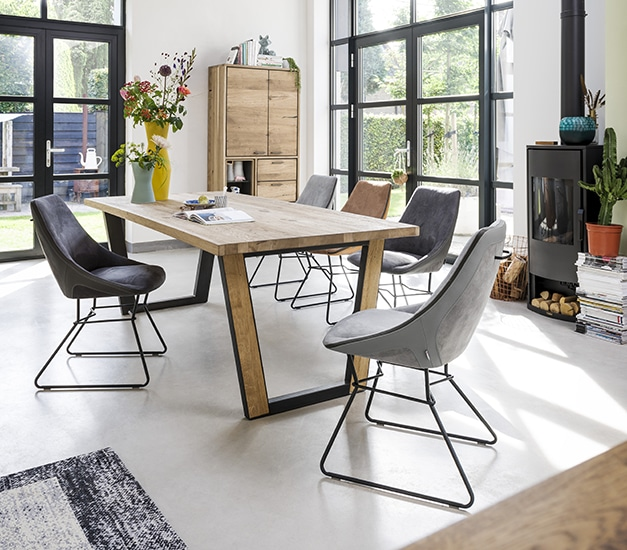 Denmark 220cm Dining Table