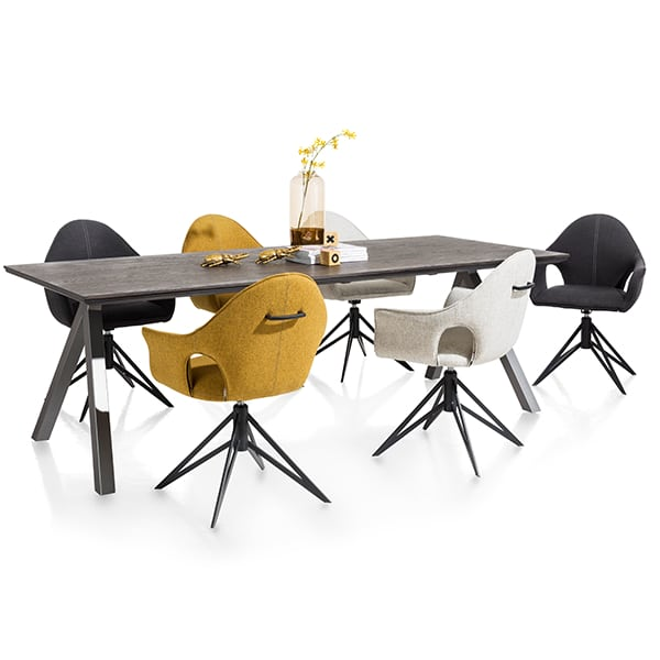 Moniz 240cm Dining Table