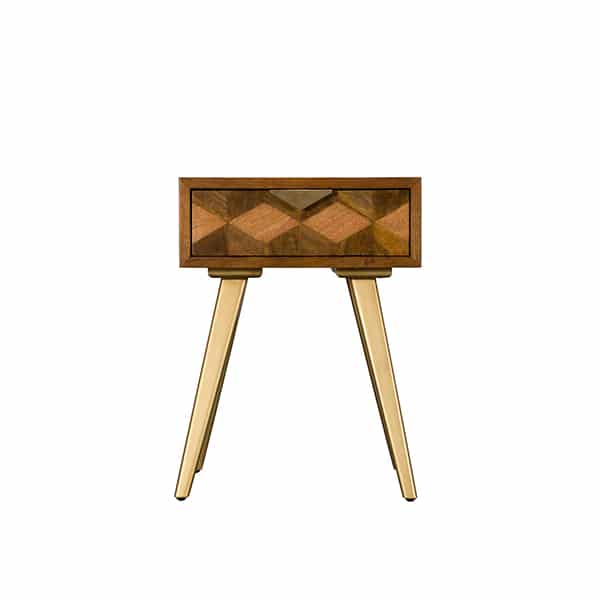 Boxer Lamp Table