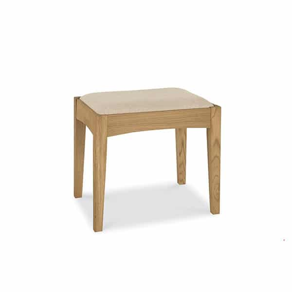 Twickenham Oak Stool