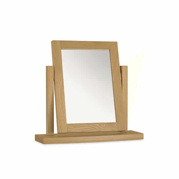 Twickenham Oak Mirror