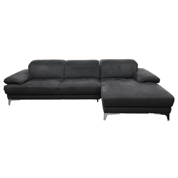 Natuzzi Brindisi Chaise Sofa