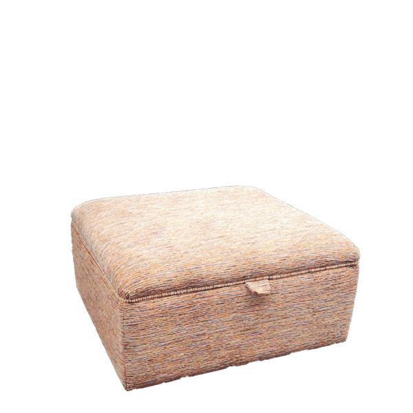 Delta Storage Footstool