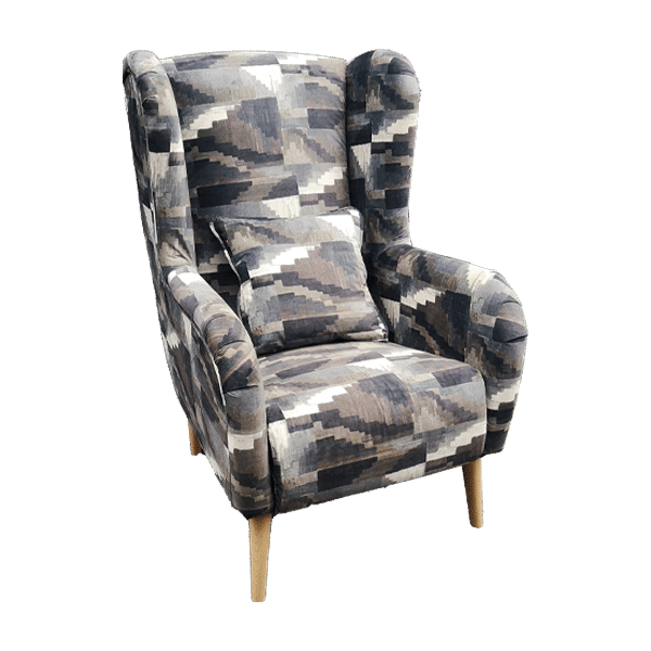 Shelby Wing Chair